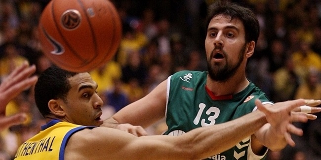 Unicaja brings big man Gabriel home