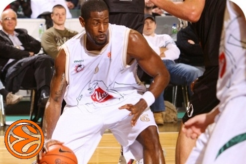 Chris Booker - Union Olimpija
