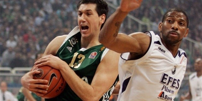 Best Defender: Dimitris Diamantidis, Panathinaikos