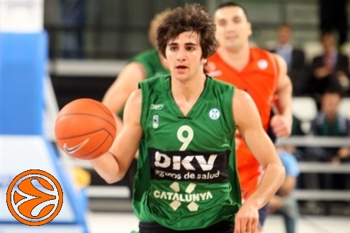 Ricky Rubio - DKV Joventut - Final Eight Turin 2008