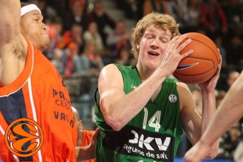 Jan Jagla - DKV Joventut - Final Eight Turin 2008