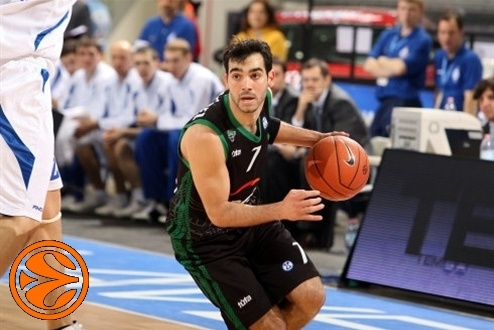Andres Rodriguez - PGE Turow - Final Eight Turin 2008