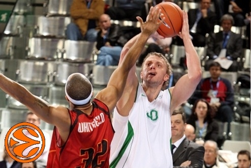 Dusko Savanovic - Unics Kazan - Final Eight Turin 2008