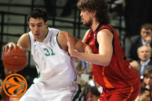 Virgil Stanescu - Unics Kazan - Final Eight Turin 2008