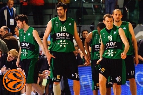 DKV Joventut - Final Eight Turin 2008