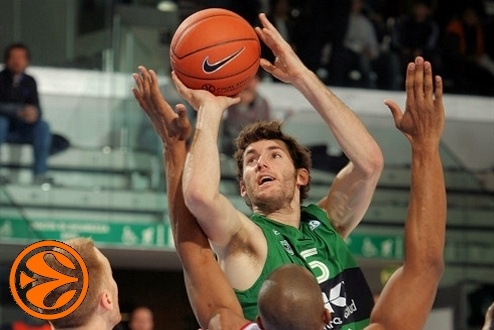 Rudy Fernandez - DKV Joventut - Final Eight Turin 2008