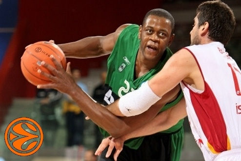 Jerome Moiso - DKV Joventut - Final Eight Turin 2008