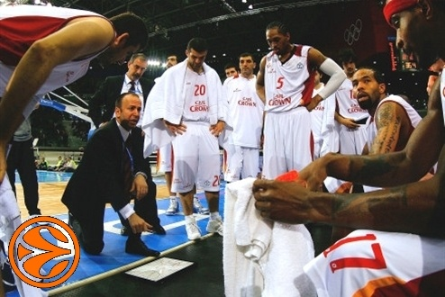 Murat Ozyer - Galatasaray Cafe Crown - Final Eight Turin 2008