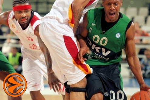 Demond Mallet - DKV Joventut - Final Eight Turin 2008