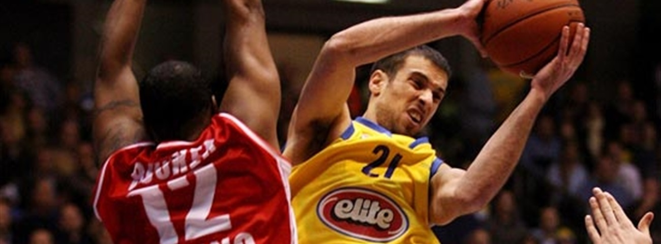 Former two-time EuroLeague champ Haperin retires