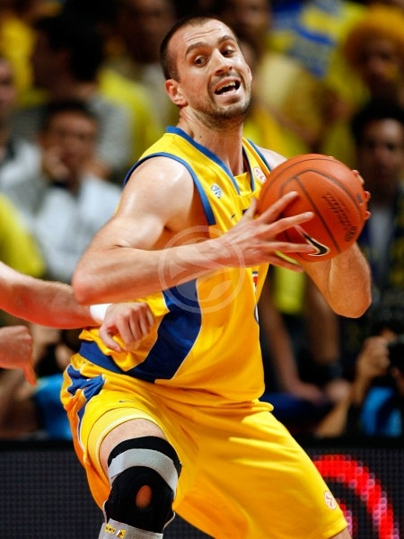 Nikola Vujcic - Maccabi Elite - Final, Maccabi Elite vs. CSKA Moscow - Final Four 2008