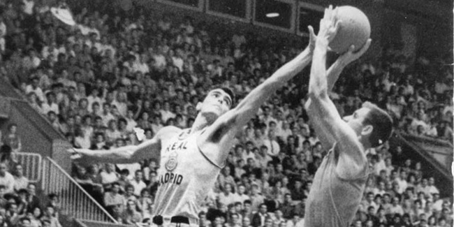 Madrid, at the heart of European basketball history
