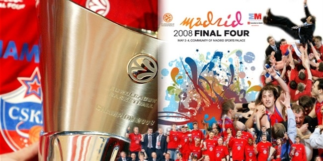 Tribute to the champs 2007-08: CSKA Moscow!