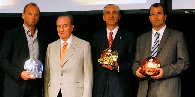 Euroleague Basketball's Club Executive of the Year:                                           Ferdinando Minucci, Montepaschi Siena