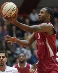 Teddy Gipson - Eclipse Jet MyGuide Amsterdam (photo: amsterdambasketball.nl)