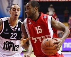 Timmy Bowers, Hapoel Jerusalem