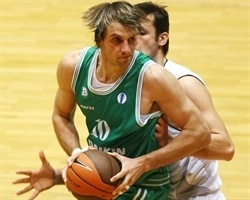Sandro Nicevic, Benetton Basket
