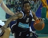 Jerry Johnson - Spirou Basket