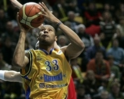 Kelly McCarty, BC Khimki