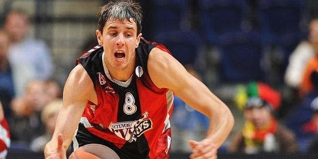 Lietuvos Rytas brings back two-time champ Lukauskis