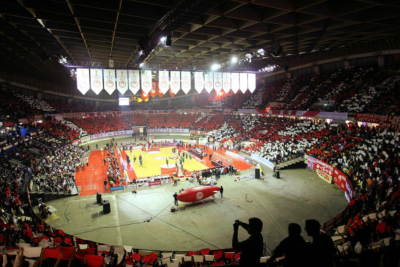 Peace and Friendship Stadium- Olympiacos
