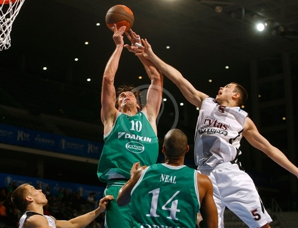 Sandro Nicevic - Benetton Basket - Final Eight Turin 2009