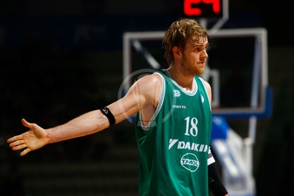 Judson Wallace - Benetton Basket - Final Eight Turin 2009