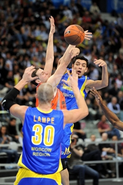 Carlos Delfino - BC Khimki - Final Eight Turin 2009