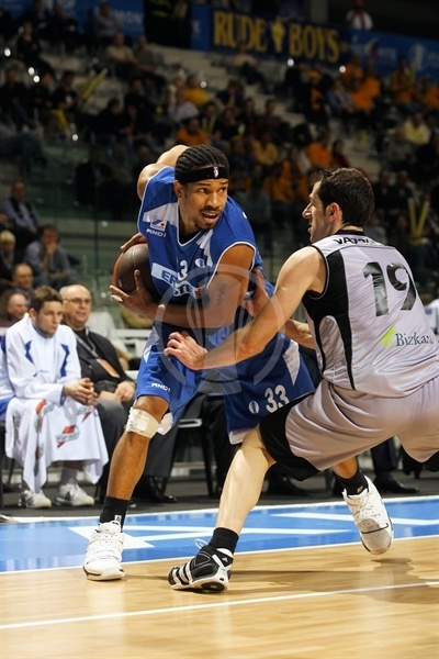 Desmon Farmer - Zadar - Final Eight Turin 2009