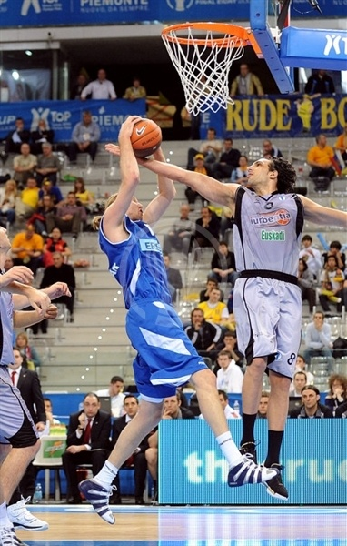 Todor Gecevski - Zadar - Final Eight Turin 2009