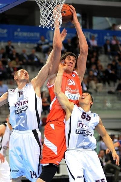 Boban Marjanovic - Hemofarm Stada - Final Eight Turin 2009