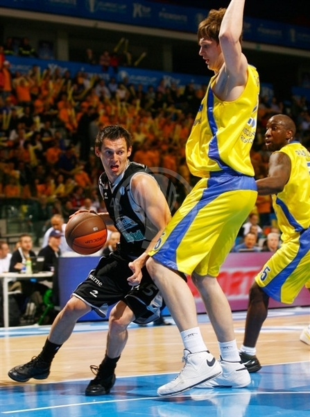 Janis Blums - iurbentia Bilbao - Final Eight Turin 2009