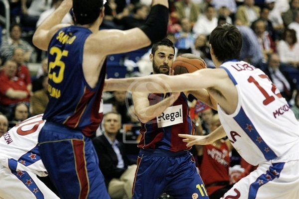 Juan Carlos Navarro - Regal FC Barcelona - Final Four Berlin 2009