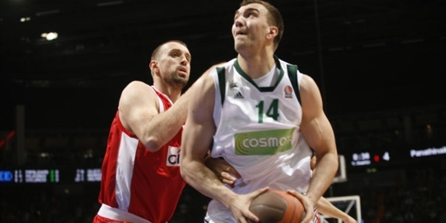 Panathinaikos get rid of Reds to get into Final