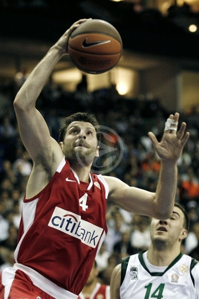 Theo Papaloukas - Olympiacos - Final Four Berlin 2009
