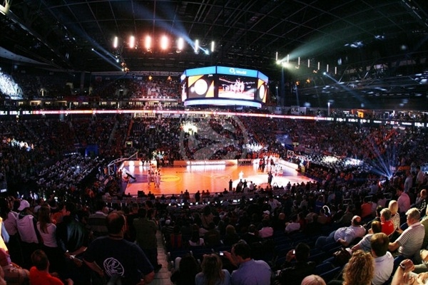 O2 World Arena - Final Four Berlin 2009