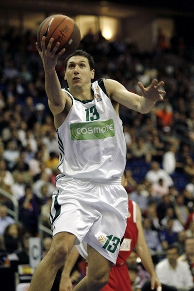Dimitris Diamantidis - Panathinaikos - Final Four Berlin 2009