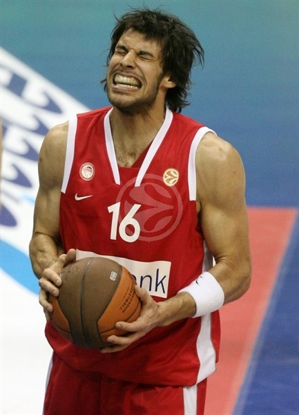 Georgios Printezis - Olympiacos - Final Four Berlin 2009