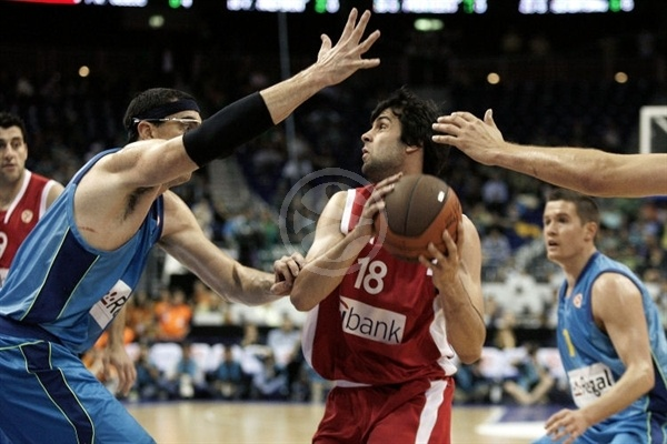 Milos Teodosic - Olympiacos - Final Four Berlin 2009