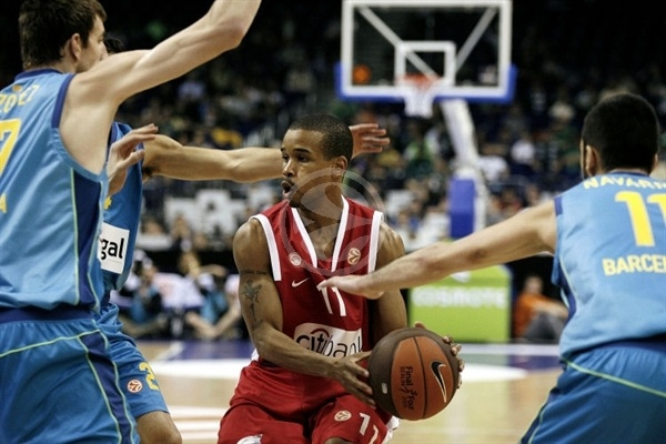 Lynn Greer - Olympiacos - Final Four Berlin 2009