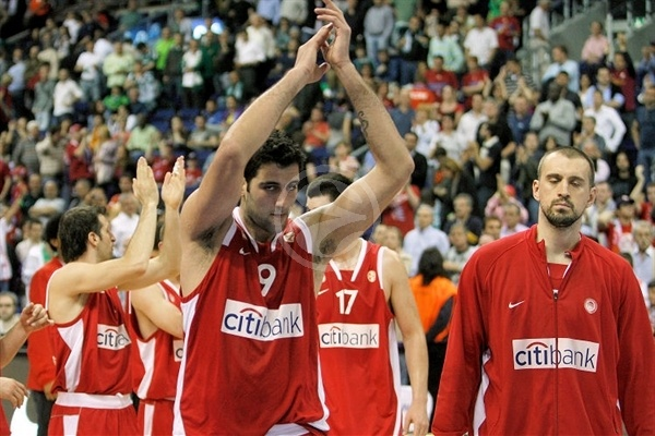Olympiacos - Final Four Berlin 2009