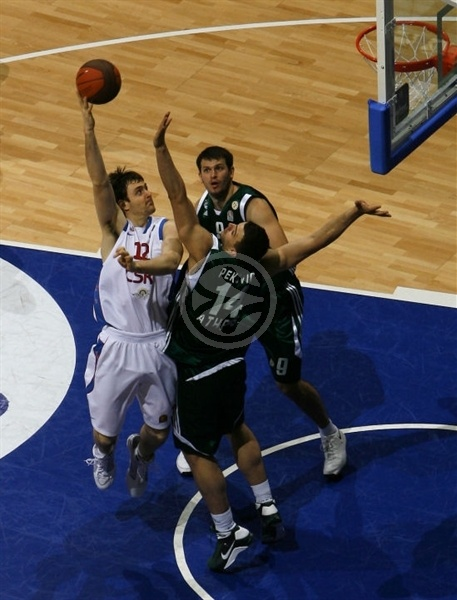 Erazem Lorbek - CSKA Moscow - Final Four Berlin 2009