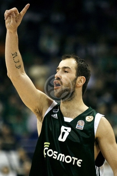 Vassilis Spanoulis - Panathinaikos - Final Four Berlin 2009