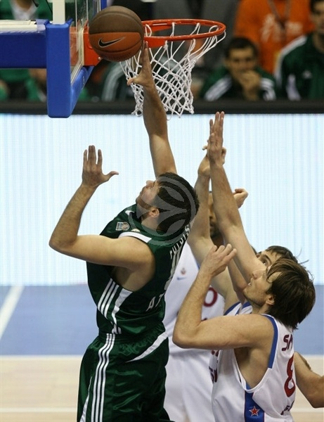 Antonis Fotsis - Panathinaikos - Final Four Berlin 2009