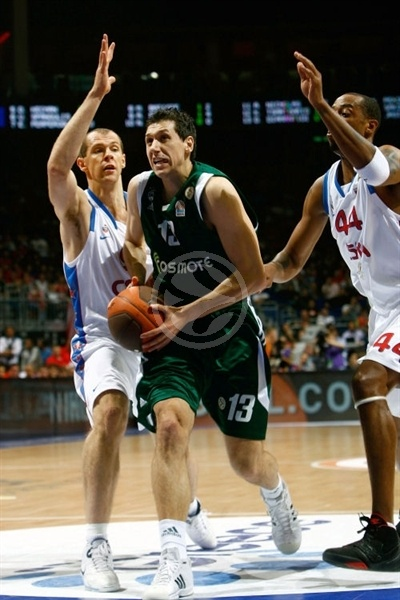 Dimitris Diamantidis- Panathinaikos - Final Four Berlin 2009