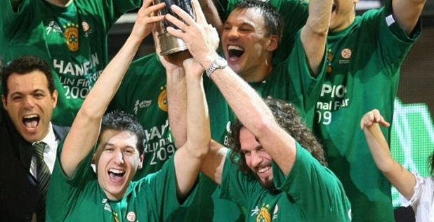 Panathinaikos is champ again!
