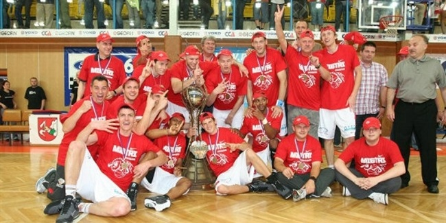 The Club Scene: CEZ Basketball Nymburk