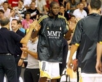 Cheikh Samb (Photo: Real Madrid - Victor Carretero)