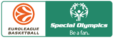 Special Olympics and Euroleague Basketball