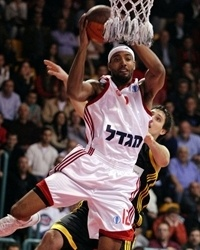 Dijon Thompson - Hapoel Jerusalem